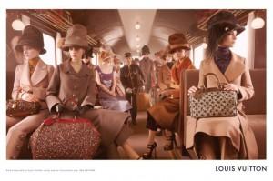 Louis Vuitton i Marc Jacobs sezon jesień 2012-13
