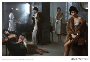 Luis Vuitton i Marc Jacobs jesień- zima 2013-14